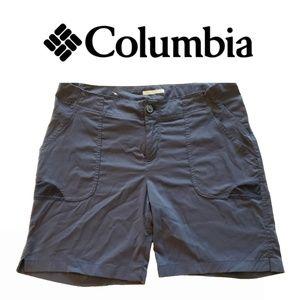 Columbia Navy Blue Shorts